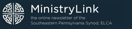 Ministry Link ENews Header