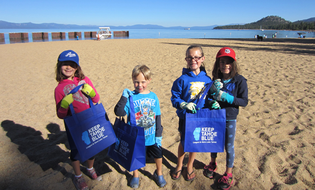 Support our beach cleanups_