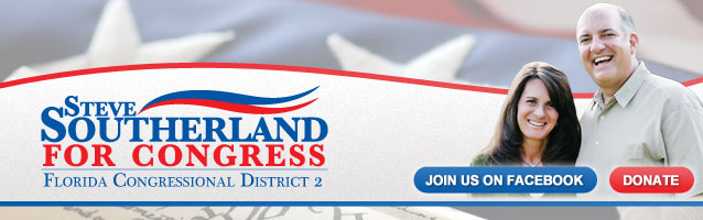 Steve Southerland to open new campaign headquarters March 8th ….