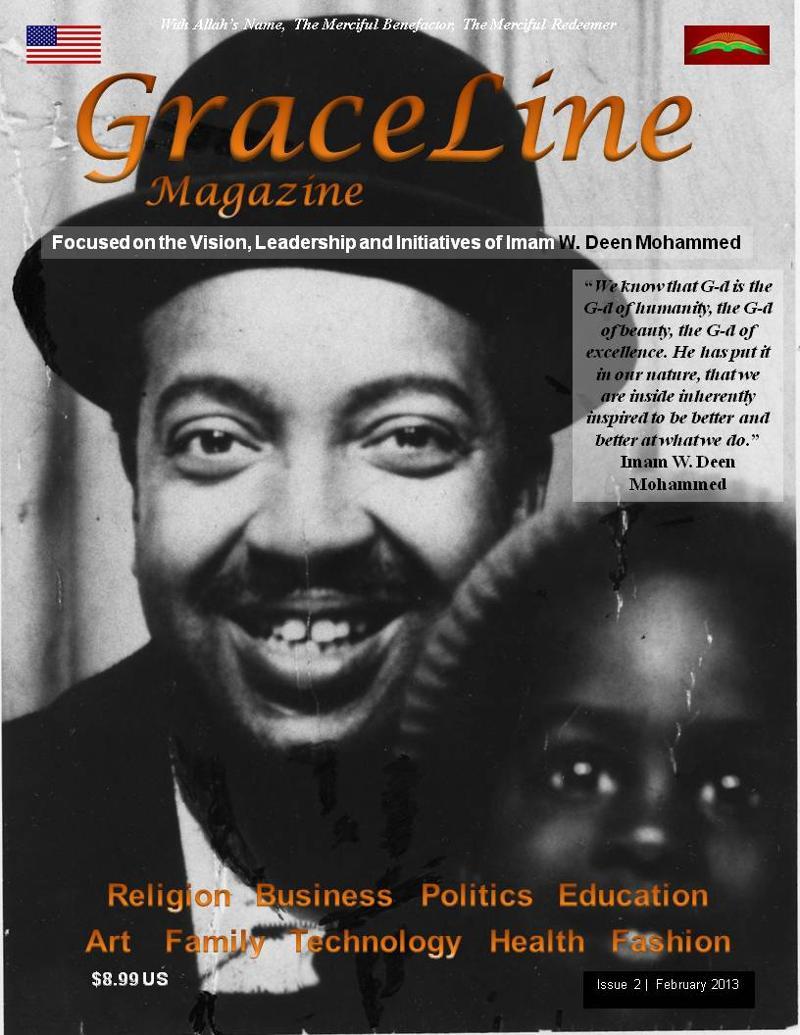 2nd Edition - GraceLine Magazine