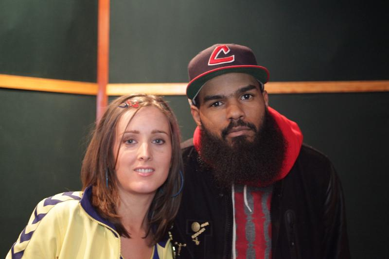 Maty and Stalley