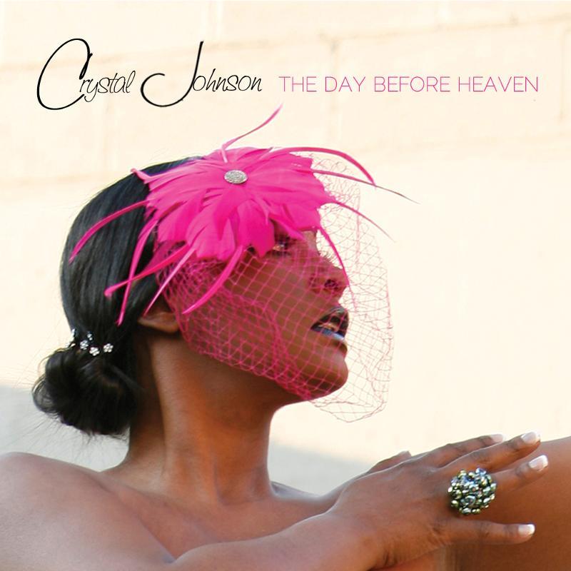 Crystal Johnson CD cover