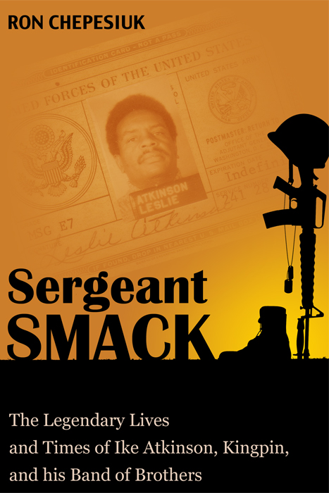 Sergeant Smack Book Cover