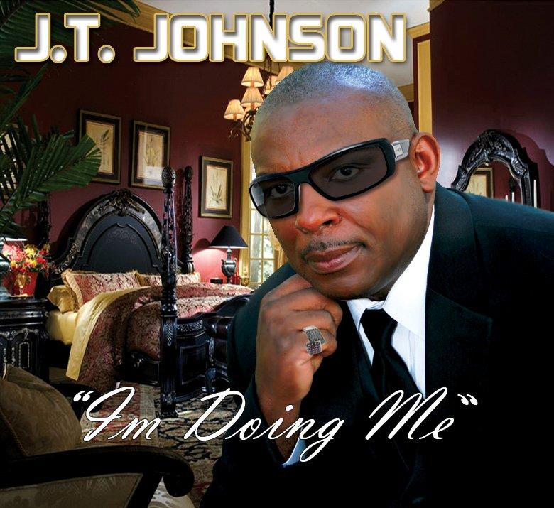 J.T. CD Cover