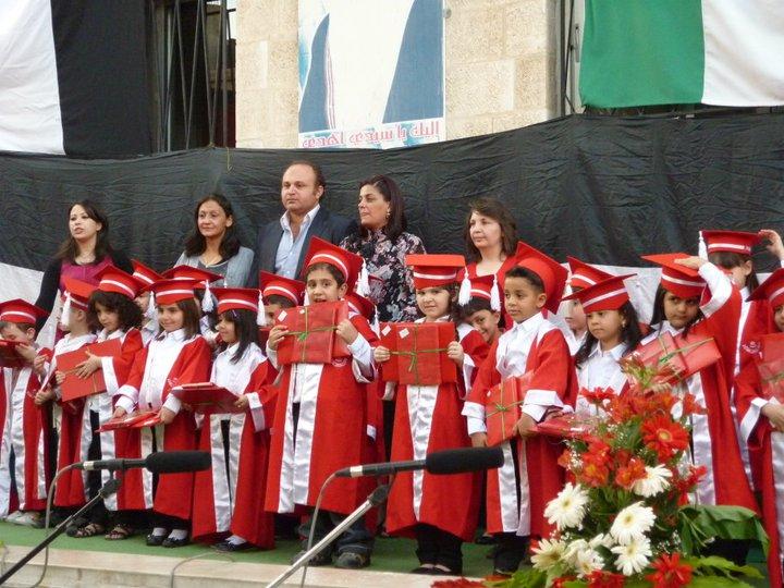 pre-school graduation Zarka 11