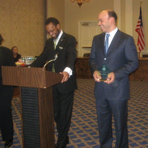 Carr awarded 2009 Legislator of the Year