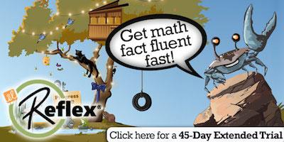Reflex Math 45-Day Trial