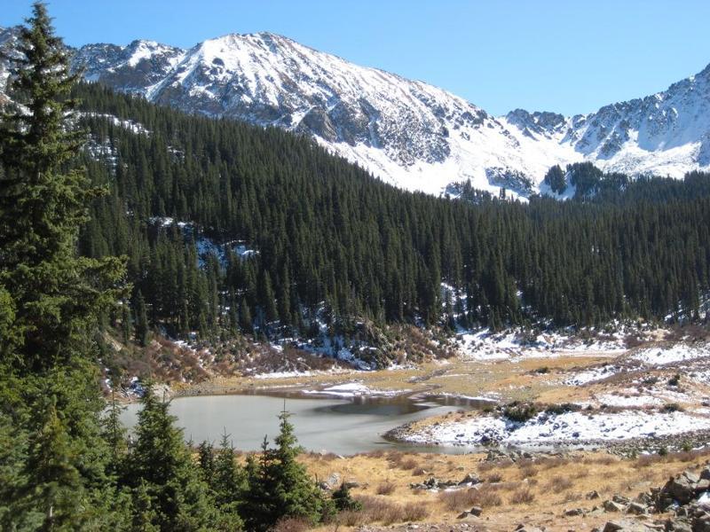 Williams Lake Winter