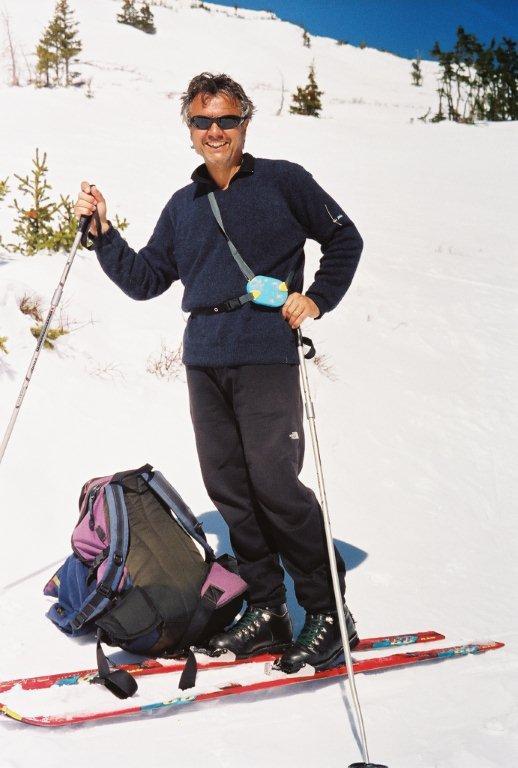 Brian, ski