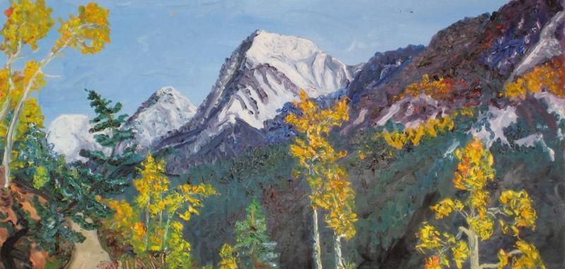 Lake Fork Peak
