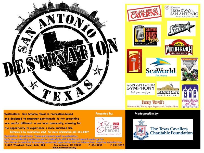 Destination: San Antonio Flyer