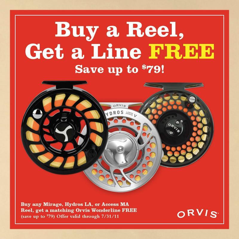 July FREE Wonderline Deal