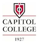 Capitol College logo