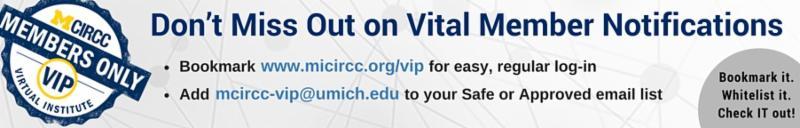 Virtual Institute Communications