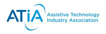 Assistive technology industry association logo