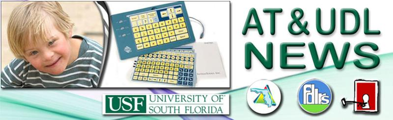 Assistive technology & universal design for learning news