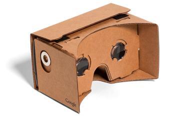 foldable cardboard goggles