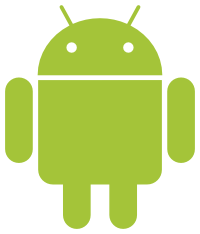 Android Green robot image