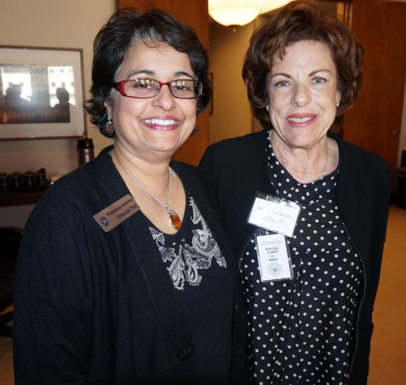 Strauss Troy Attorney Philomena Ashdown and Judge Susan Dlott