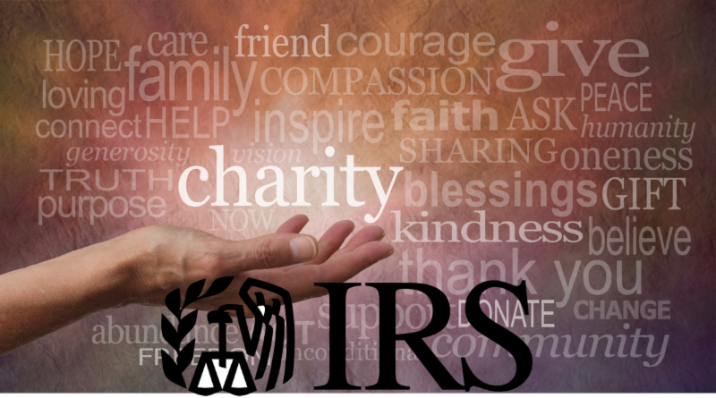 Charity Deductions IRS Audits