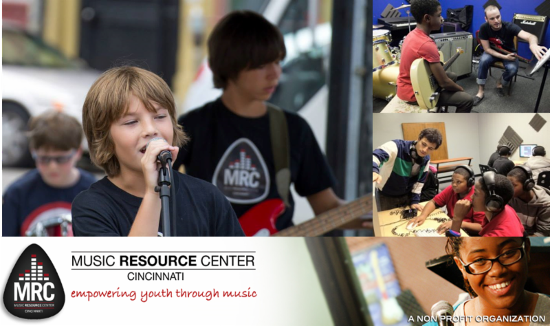 Music Resource Center Montage