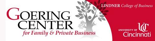 Goering Center banner logo