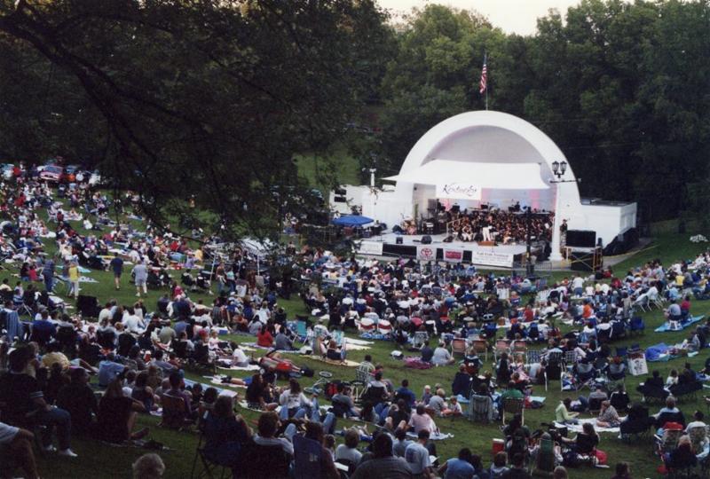 Kentucky Symphony Orchestra Free Summer Series Devou Park