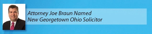 Strauss Troy Attorney Joe Braun