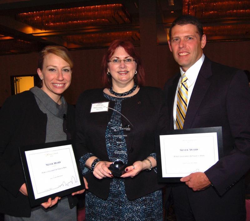 Strauss Troy PRSA Awards 2012