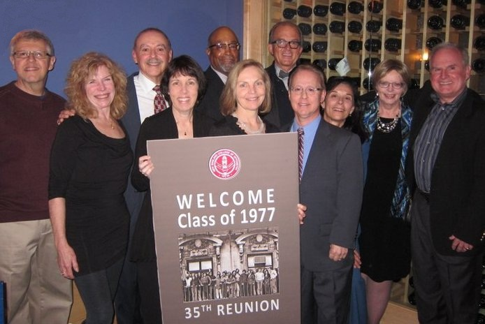 Class of 1977 Celebrates Their 35th Reunion