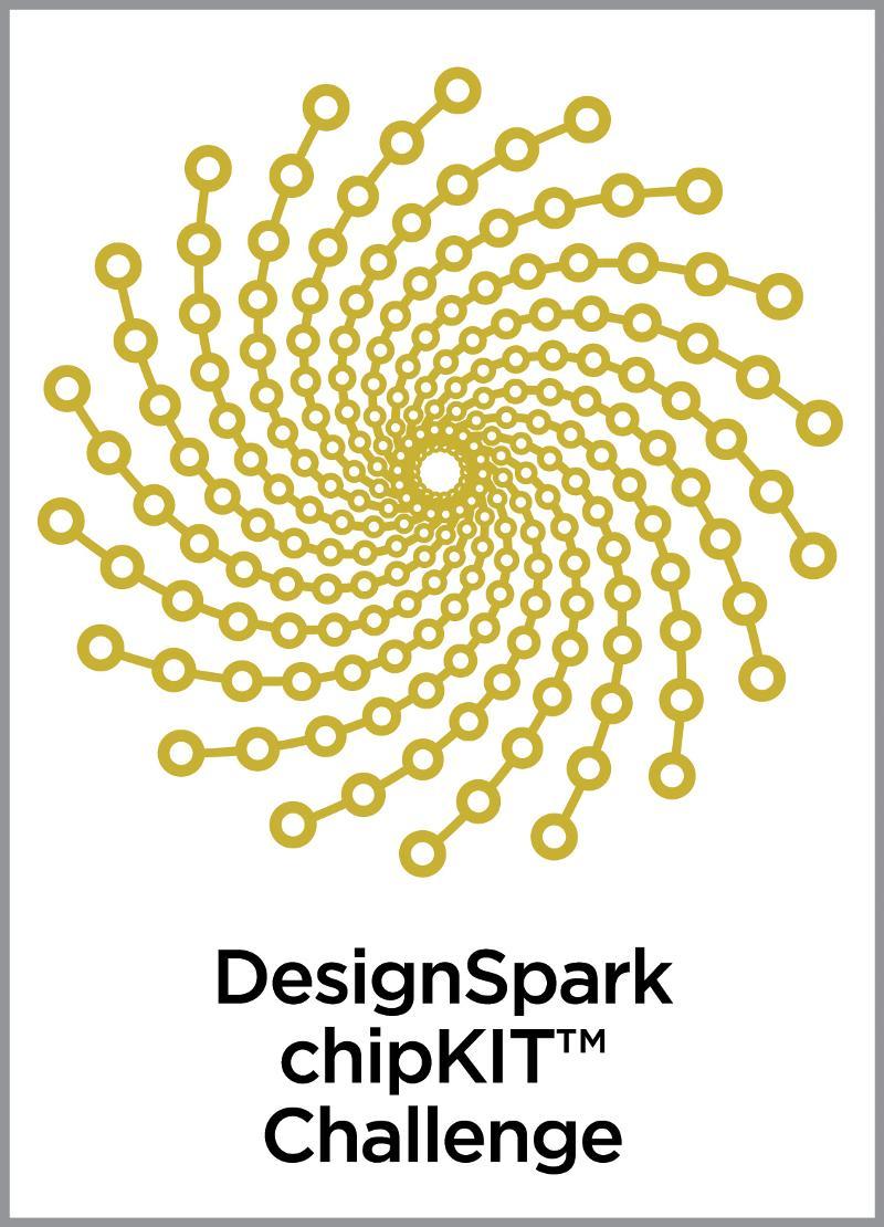 DesignSpark chipKIT Challenge logo