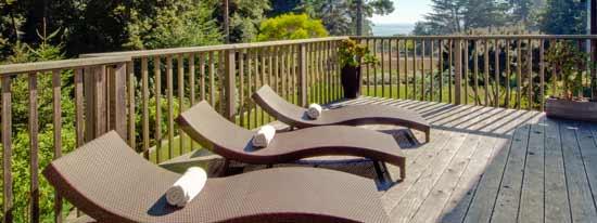 Stevenswood Ocean View Deck