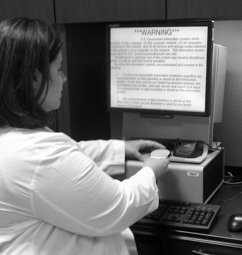 CC Pharmacy Use of PIV Card