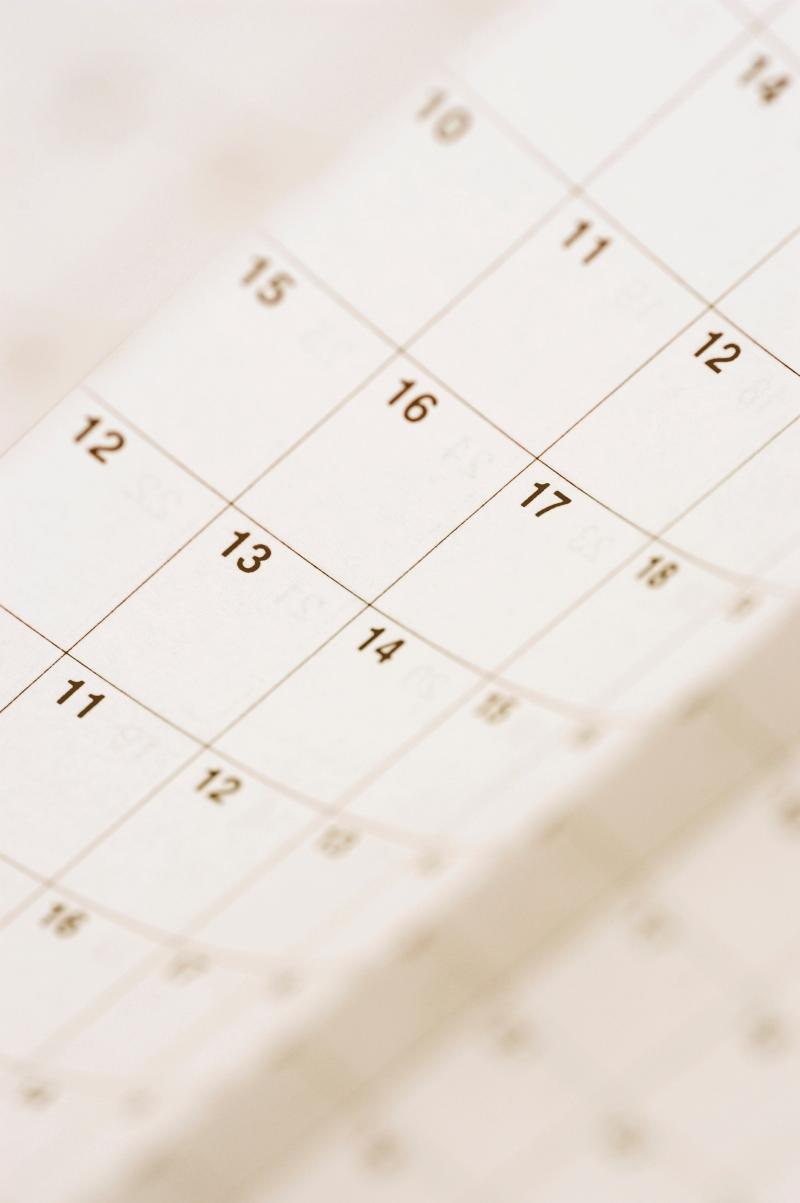 Calendar generic from Brad 12-28-11