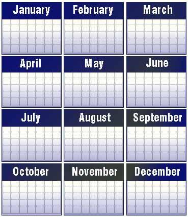 calendar year generic