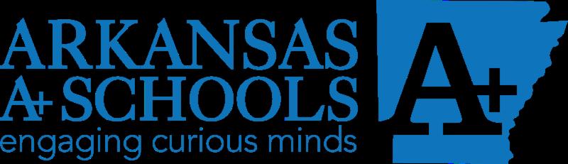 Arkansas A+ Schools Logo