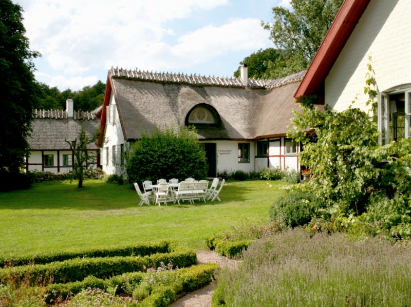 Drakamöllans gårdshotell. Foto av Lars Strandberg