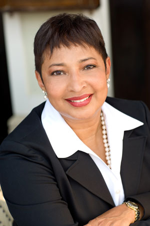 iPad Winner Rhonda Johnson