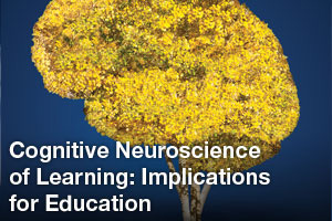 Cognitive Neuroscience of Learning: Implications for Education