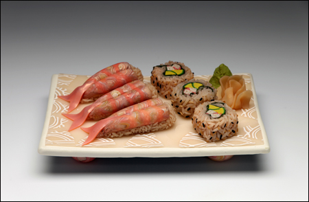 Polymer Sushi