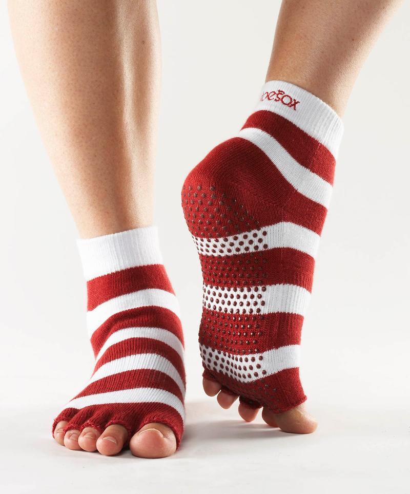 RedStripe Half-Toe