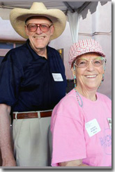 Hugh and Barbara Witemeyer, Museum Members