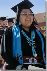 IAIA Graduation, Kelley Mitchell