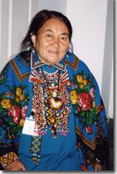 Maria Vagatova, Indigenous Siberian writer, courtesy of Susan Scarberry-Garcia