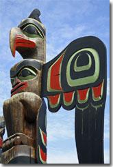 Northwest Totem Poles
