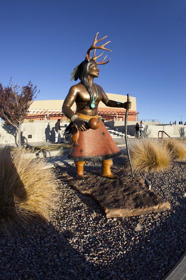 IAIA Statue 1
