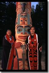 Pilchuck Totem
