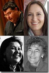 IN SESSION: John Feodorov, Lara Evans, Lucy Lippard, Jolene Rickard
