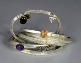 Bracelets by Shawn Bluejacket