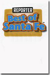 Santa Fe Reporter, Best of Santa Fe 2010